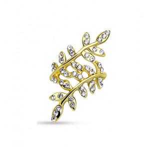 Ear Cuff Ohrring in gold-Bild 1