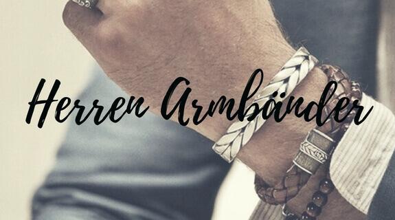 Herren Armbänder online kaufen