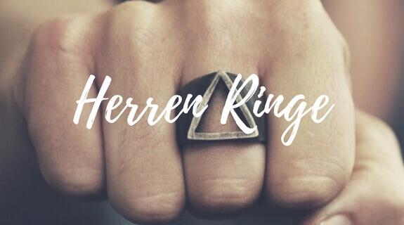 Ringe für Herren online kaufen