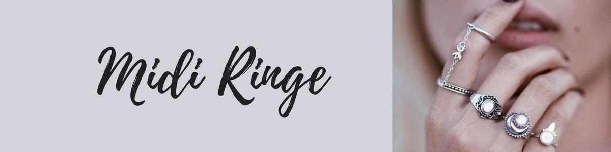 Angesagte Midi Ringe